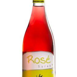 Rose syrah rosado