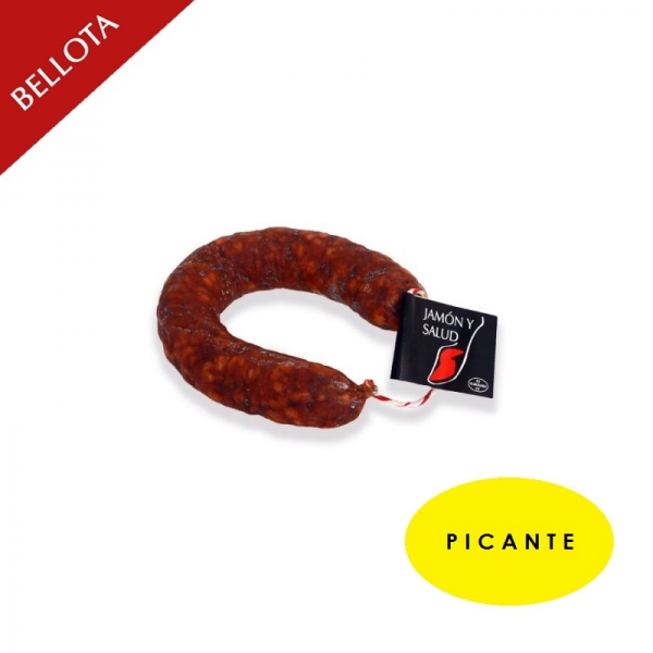 Chorizo picante herradura de bellota ibérico