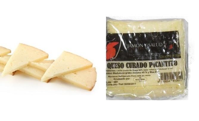 queso oveja picantito